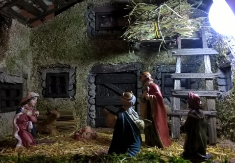 Presepi in Monserrato