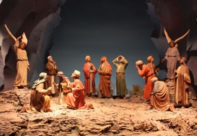 VISITA AL MUSEO DEL PRESEPIO DI ALBUSCIAGO