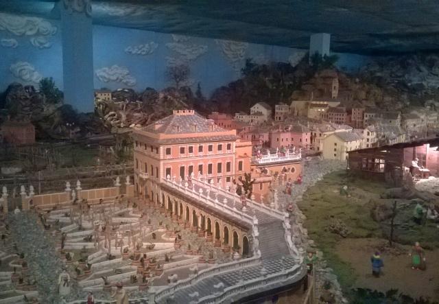 Tour ai presepi della Liguria con Presepiingranda