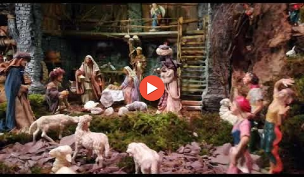 Embedded thumbnail for Presepe in famiglia